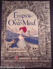 Empire of the Overmind - Apple II CIB - Avalon Hill (1981)