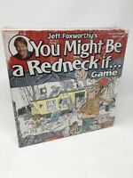 Jeff Foxworthy's You Might Be a Redneck If.... Board Game