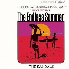 NEW The Endless Summer soundtrack