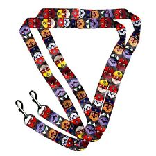 Paw Patrol Lanyard Set for Keychain and Id Badge (Pack of 2 Lanyards with Clips)