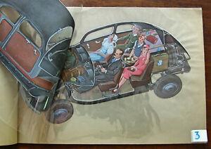 Rare Original Pre-War 1938 KdF-Wagen Transart VW Volkswagen Sales Brochure