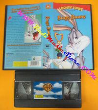 VHS film BUGS BUNNY animazione 2003 LOONEY TUNES PIV 40012 (F123) no dvd