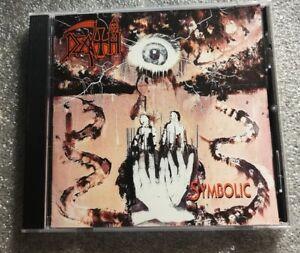 Death - Symbolic CD * FREE Fast Shipping