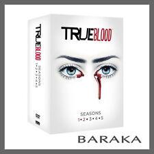 TRUE BLOOD SERIES COMPLETE SEASONS 1, 2, 3, 4 & 5 DVD BOX SET 1 - 5 R4