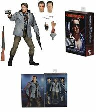 "NECA IL TERMINATOR ULTIMATE TECH NOIR T-800 - 7 ""ACTION FIGURE NECA ()"