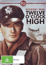 Twelve O'Clock High (60th Anniversary)  - DVD - NEW Region 4