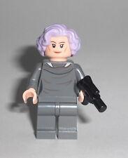 LEGO Star Wars - Admiral Holdo - Figur Minifig Last Jedi Resistance Bomber 75188