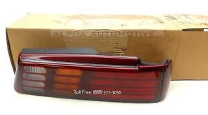 NOS New 1986-1991 Ford Taurus Right Tail Lamp Light Taillamp Taillight Rear