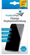 ProtectPax Displaybeschichtung 4tlg- Handy Tablet Kamera Smartphone #7192