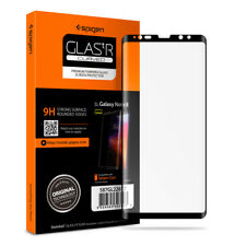 For Galaxy Note 8 Spigen® Screen Protector [Glas.tR Curved] Tempered Glass