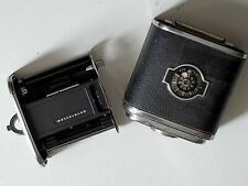 HASSELBLAD A24 220 ROLL FILM BACK - with MATCHING SERIAL #S