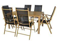 Garden Furniture 7 Pc Aluminium Seating Area Set Sofa #3384