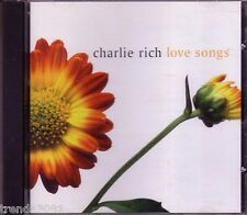 CHARLIE RICH Love Songs CD Classic 70s Country BEHIND CLOSED DOORS NIGHT TALK