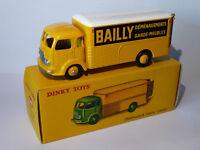 """Camion Déménageur Simca Cargo """" BAILLY """" ref 33 AN / 33AN de dinky toys atlas"""