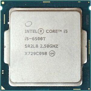 Intel Quad Core i5-6500T 2.5GHz 4 cores Desktop PC CPU Processor LGA1151 SR2L8