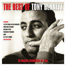 Tony Bennett - The Best Of - Greatest Hits 2CD NEW/SEALED