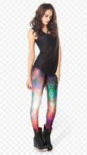 Black Milk Leggings m Rainbow Galaxy