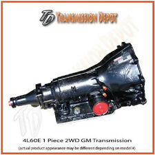 4L60E GM Transmission Stock Replacement 2wd (1993 - 1997)