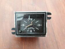 VDO Quarz-Zeit 12v Clock Classic BMW Opel Mercedes