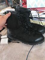 Bates Combat Boot Gore-Tex Intermediate Cold/Wet Black Genuine Leather 9.5