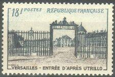 GRILLE CHATEAU de VERSAILLES N° 988 - NEUF SANS CHARNIERE - LUXE