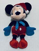 "Disney Just Play 2014 Christmas Mickey Mouse Plush 21"""