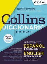 DICCIONARIO COLLINS ESPA±OL-INGLTS / COLLINS ENGLISH-SPANISH DICTIONARY