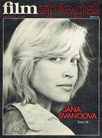 FILMSPIEGEL13/1977 Jana Svandova Ceskey Krumlov (FS672)