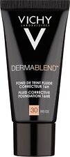 Vichy Dermablend Fluid Corrective Foundation  SPF35 BEIGE 30ml  GENUINE & NEW