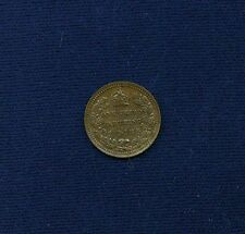 G.B./ENGLAND GEORGE V 1913  1/3 FARTHING ALMOST UNCIRCULATED & ABOUT MINT STATE!