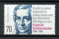 Germany 2018 MNH Friedrich Schleiermacher Theologian Philosopher 1v Set Stamps