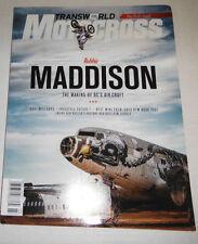 Transworld Motocross Magazine Maddison DC's Aircraft March 2013 071714R1