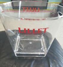 LILLET ICE BUCKET BRAND NEW ITEM PUB/BAR/MANCAVE