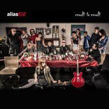 Revolt To Revolt - Alias Kid (2015, CD NUEVO)