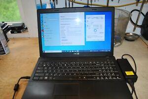ASUS X54C 15.6 Inch Laptop INTEL B970 2.3GHZ 6GB RAM DVDRW 120GB SSD FREE SHIP