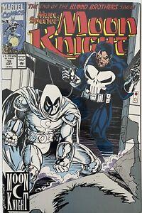Marc Spector Moon Knight #38 (1989 Marvel)