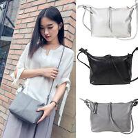 Fashion Women Leather Messenger Crossbody Lady Shoulder Bag Satchel Handbag Tote