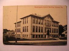 Washington School Building in Emaus Emmaus PA OLD