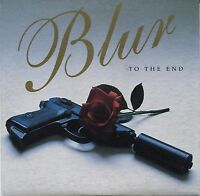 Blur: To the End (1994) - Australian CD Single / Card Sleeve / EMI