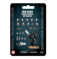 Iron Hands Primaris Upgrades & Transfers Space Marines Warhammer 40K  Blister