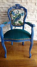 Shabby Chic french Style Carver Chair