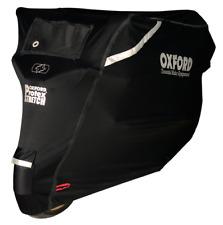 Oxford Protexstretch Waterproof Motorcycle Bike Cover - Black L (CV162)