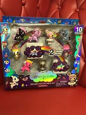 Neon Star By Tokidoki Deluxe Collectible Set Series #1: 10 Pieces Set (TT)