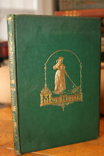 MAUD MULLER by John G. Whittier 1867 Illustrated by W.J. Hennessy ANTIQUE BOOK