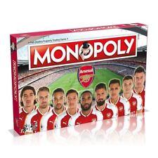 Arsenal FC 17/18 Monopoly