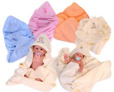 BADETUCH Baby Badedecke Kapuzentuch große Kapuzendecke Kinder Tuch Decke 95 x 90