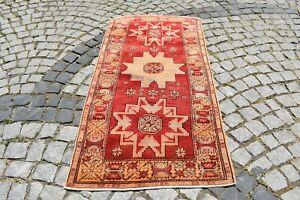Marvelous Antique Caucasian Rug 2'9 x 5'9 ft. Collector's Piece Caucasian Rug