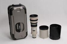 Canon EF 500mm F4 IS L USM Lens 500/4                                       #047