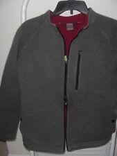 Bonfire Snowboarding WOOL jacket coat zip up casual winter snow