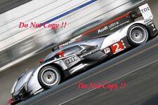 Fassler & Lotterer & Treluyer Audi R18 TDi Winners Le Mans 2011 Photograph 14